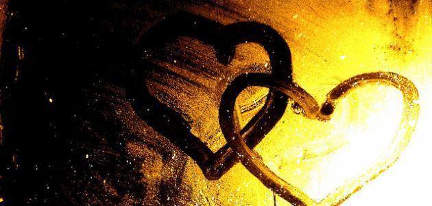 عبارات عشق