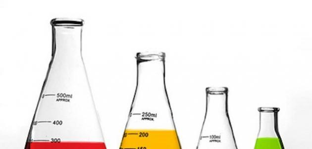 وضح أهمية دراسة الكيمياء للإنسان