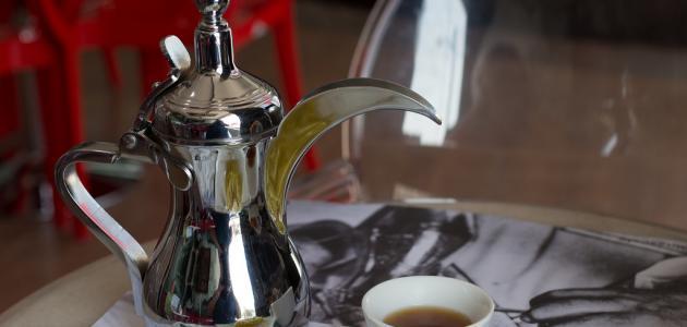 طريقة عمل قهوة عربية