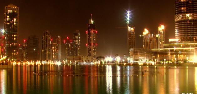 أهم الأماكن السياحية في دبي