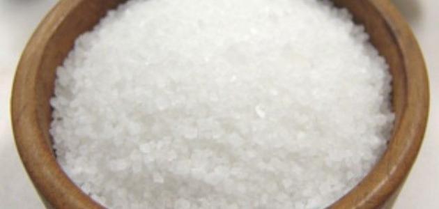 فوائد الملح الخشن