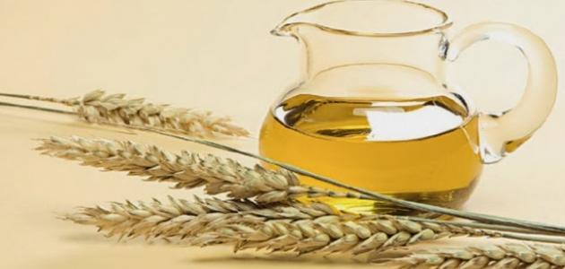 فوائد زيت القمح