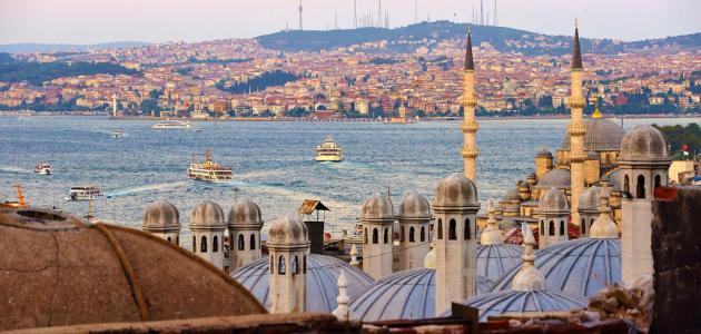 أهم الأماكن السياحية في اسطنبول
