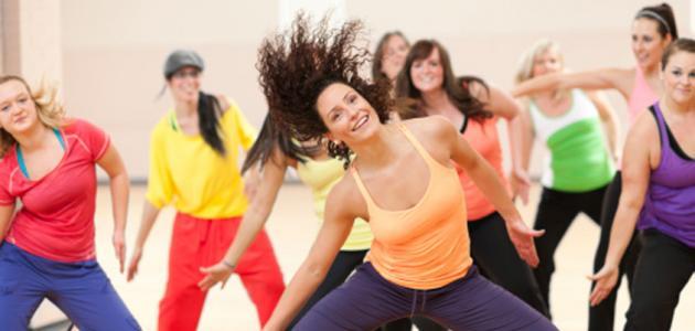 فوائد رقصة الزومبا