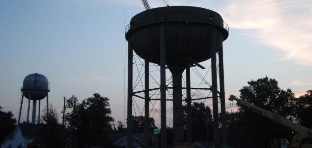 مراحل معالجة المياه الصالحة للشرب