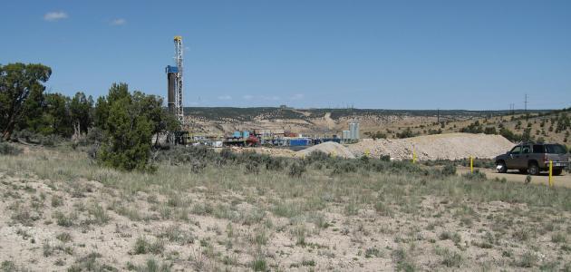 كيفية استخراج الغاز الصخري