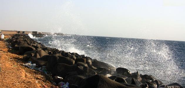 أين يقع خليج سلمان