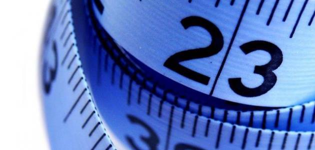 5 أرقام صحية تنقذ حياتك