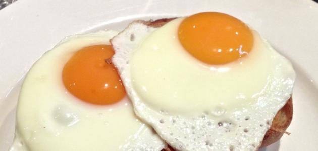طريقة عمل بيض بالبسطرمة
