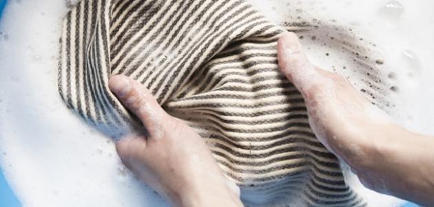 طريقة عمل صابون الغسيل