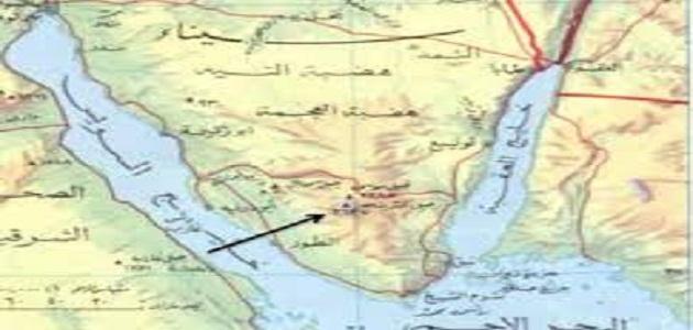 أين يقع وادي طوى المقدس