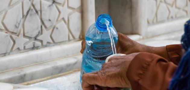 فوائد ماء زمزم على الريق