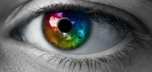 هل يتغير حجم العين مع العمر