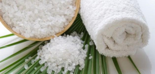 فوائد الملح الخشن للجسم
