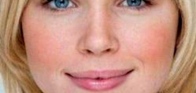 طريقة تسمين الوجه بسرعة