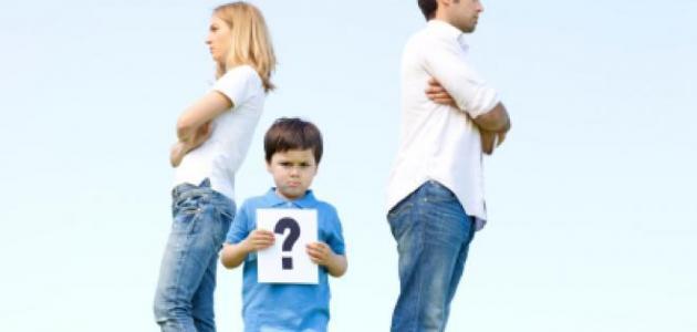 مراحل الطلاق