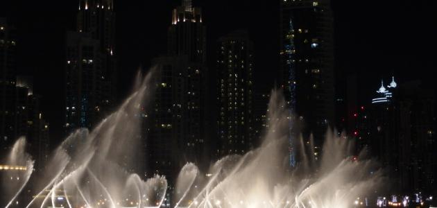 أهم المعالم السياحية في دبي