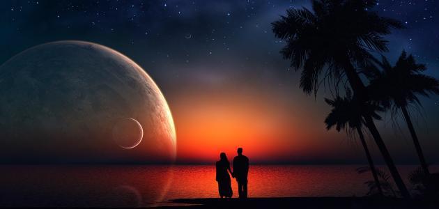 كلام عن الليل والحب