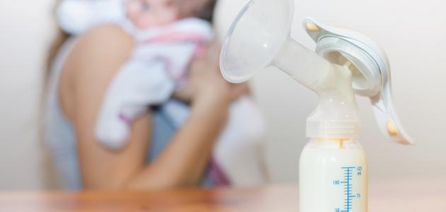 طرق فطام الطفل من الرضاعة الطبيعية
