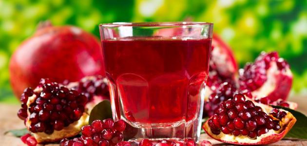نتيجة بحث الصور عن فوائد مشروب الرمان