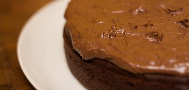 طريقة تحضير كيك الشوكولاتة