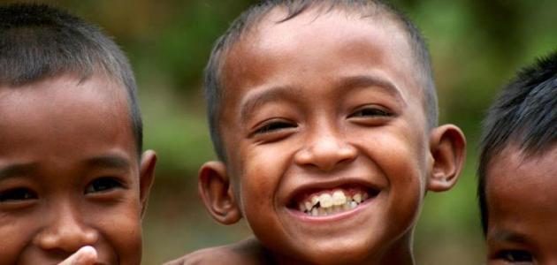 7 أسباب مفيدة للإبتسامة