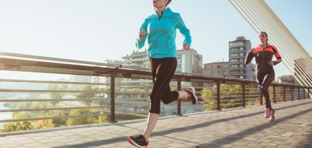 فوائد الجري للجسم