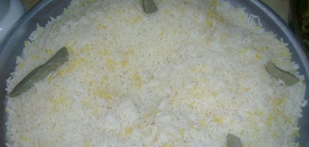 طريقة الرز العربي