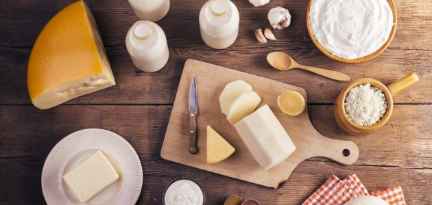 طريقة صنع الجبنة البيضاء