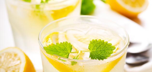 فوائد شرب عصير الليمون