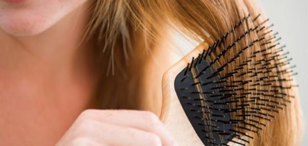 طرق لمنع تساقط الشعر