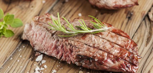 طريقة تتبيل اللحم