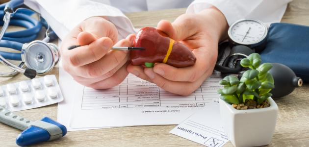 أضرار ارتفاع انزيمات الكبد