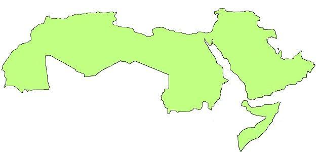 أهمية موقع الوطن العربي