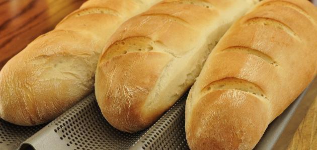 طريقة عمل خبز فرنسي