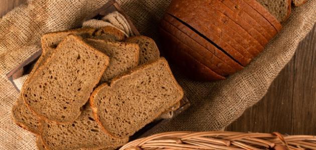 فوائد الخبز الأسمر للرجيم