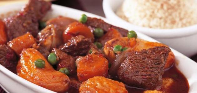 أكلات ليبية حارة
