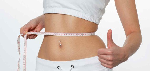 طريقة حرق الدهون بسرعة