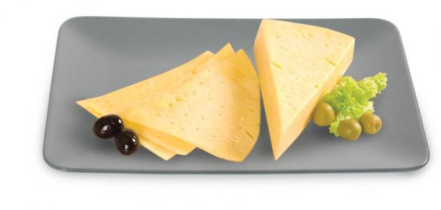 فوائد الجبنة الرومي