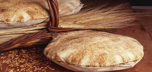 فوائد خبز القمح