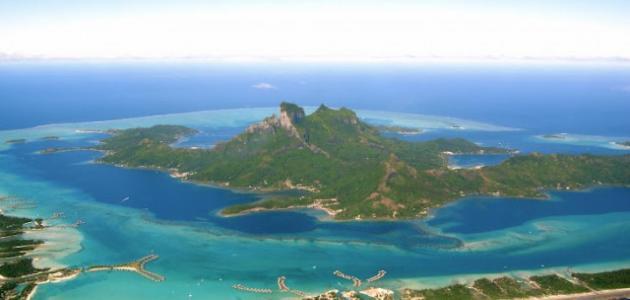 أجمل الجزر في العالم