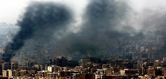 أنواع تلوث البيئة