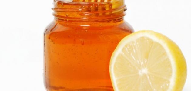 فوائد العسل والليمون للبشرة