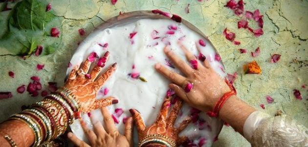تقاليد الزواج في العراق طھظ'ط§%D