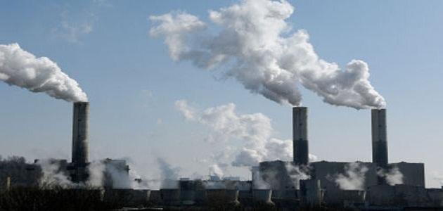 أنواع تلوث الهواء