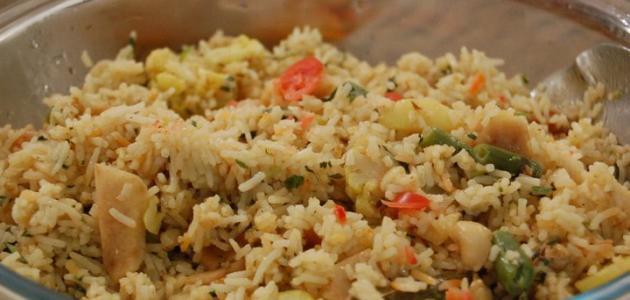 طرق طهي الأرز