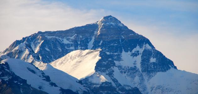 أهم الجبال في العالم