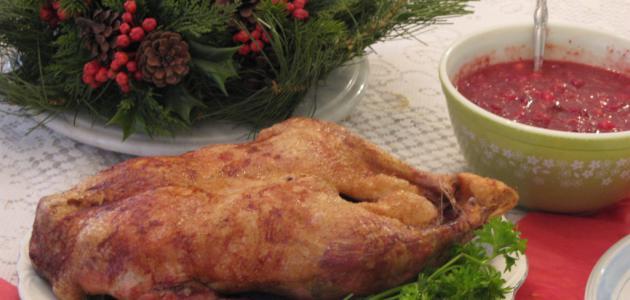 طريقة طبخ البط
