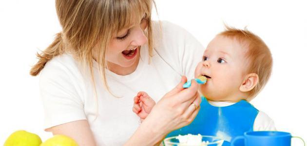 أفضل طريقة لفطام الطفل