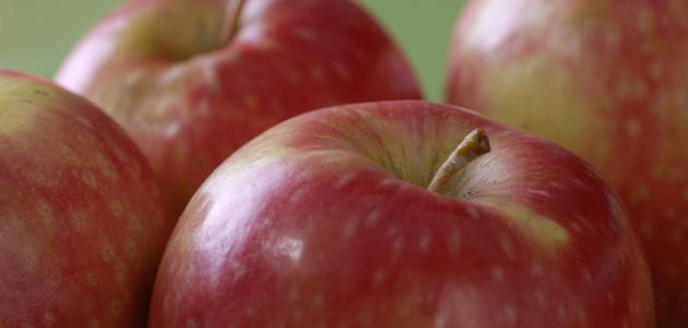 فوائد أكل التفاح للبشرة